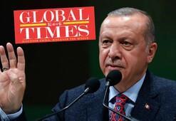 Erdoğan Çin gazetesine makale yazdı: Çin ile ortak vizyonu paylaşıyoruz