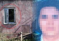 Pencereden girdiği evdeki kadına tecavüze kalkıştı