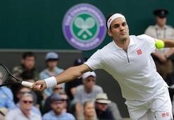 Federer ve Nadal, Wimbledonda tur atladı