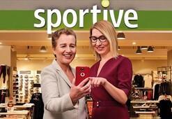 Sportive-Vodafone işbirliği