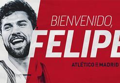 Atletico Madrid, Felipeyi transfer etti