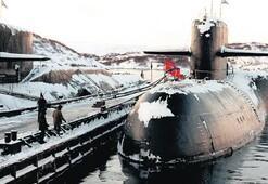 Rus denizaltısına gizlilik kararı