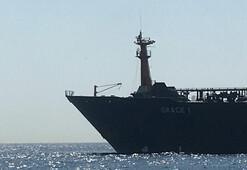 Suriyeye ham petrol taşıyan tanker Cebelitarıkta durduruldu