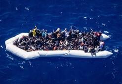 Düzensiz göçmen sorunu patlak verdi Tunusa götürün