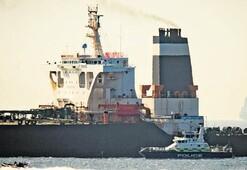 İran petrol tankeri Cebelitarık'ta yakalandı