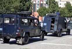 Terör örgütüne darbe Tutuklandılar