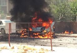 Son Dakika: Reyhanlıda patlama