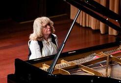 Ünlü piyanist İdil Biret, Muğla'da