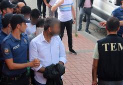 FETÖ'den gözaltına alınan askerlerden 1'i tutuklandı