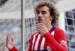 Atleticodan Barcelona ve Griezmanna sert eleştiri