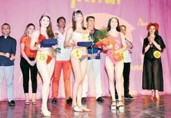 'Miss Belpınar'ı Rus güzel kazandı