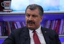 Sağlık Bakanı Fahrettin Kocadan 12 bin personel alımına ilişkin sevindiren açıklama
