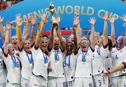 Dünya Kupasında şampiyon Amerika