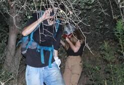 Mağarada mahsur kalan öğrencileri kurtarıldı