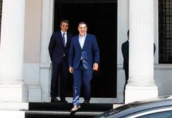 Yunanistanda Miçotakis resmen Başbakan