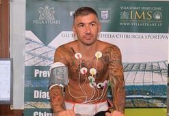 Aleksandar Kolarov sağlık kontrolünden geçti