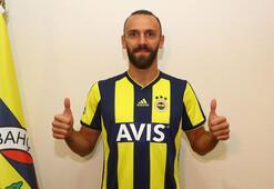 Fenerbahçede Vedat Muriç formayı giydi