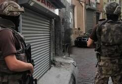İstanbulda şafak vakti büyük operasyon