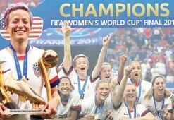 Kadınlar Dünya Kupası 4. kez ABDnin