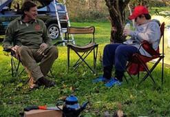 Kaya Çilingiroğlunun kamp hayatı