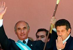 Son dakika... Eski Arjantin lideri De la Rua öldü