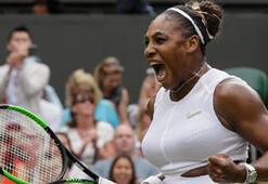 Serena Williamsın yarı finalde rakibi Strycova