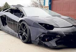 3 boyutlu Lamborghini