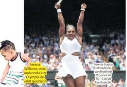 Serena zamanı