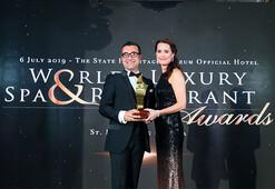World Luxury Spa Awards sahiplerini buldu