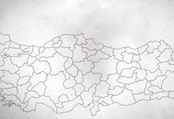 Türkiyenin nüfus haritasında dikkat çeken veriler