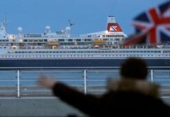 İngiltere alarma geçti Gemiler için tehdit seviyesi yükseltildi
