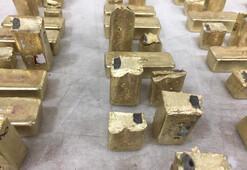 Kapalıçarşı'ya ayarı düşürülmüş altın baskını