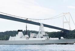 Körfez'e yeni savaş gemisi