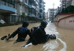 Nepalde aşırı yağışlar facia getirdi