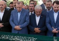Mehmet Şevked Eygiye son görev