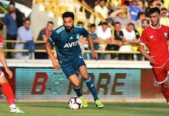 Fenerbahçe ilk hazırlık maçında Bolusporu rahat geçti