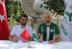 Özgür Can ve Mehmet Güven Giresunsporda