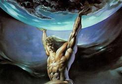 Olympos'a saldırdığı için Zeus tarafından gök kubbeyi omuzlarında taşımakla cezalandırılan kişi kimdir 14 Temmuz ipucu sorusu