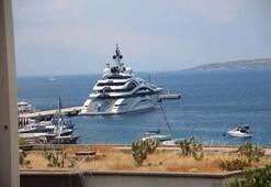 300 milyon dolarlık yüzen saray