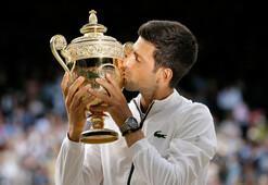 En uzun Wimbledon finalini Djokovic kazandı