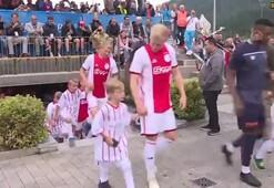 Medipol Başakşehir-Ajax hazırlık maçı