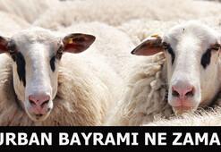 Kurban Bayramı ne zaman idrak edilecek 2019 Bayram kaç gün tatil