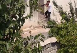 Konyadaki korkunç cinayetin görüntüleri ortaya çıktı