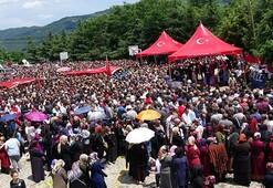 Şehit Altuntaşı 8 bin kişi uğurladı