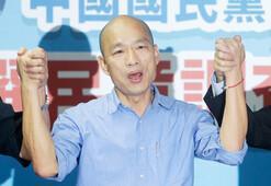 Tayvanda büyük sürpriz Muhalefetten Çin yanlısı aday
