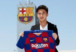 Barcelona, Japon Hiroki Abeyi transfer etti