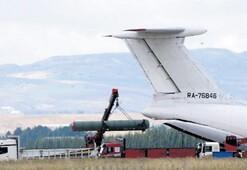 9. uçak da Mürted'e indi