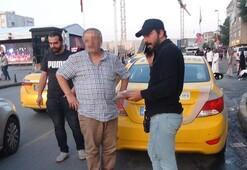 Hem çarptı hem kaçmak istedi... O taksiciye ağır ceza