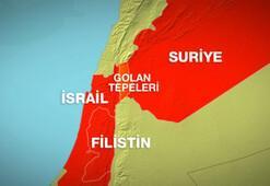 İsrail, Hizbullahın Golandan uzaklaştırılmasını istedi