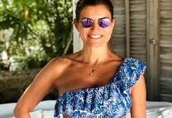 Ece Vahapoğlu 5 ayda 5 kilo aldı